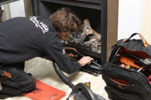 fireplace service and cleaning unionville heating