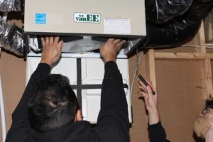 Indoor Air Quality Systems Installation by Unionville Heating