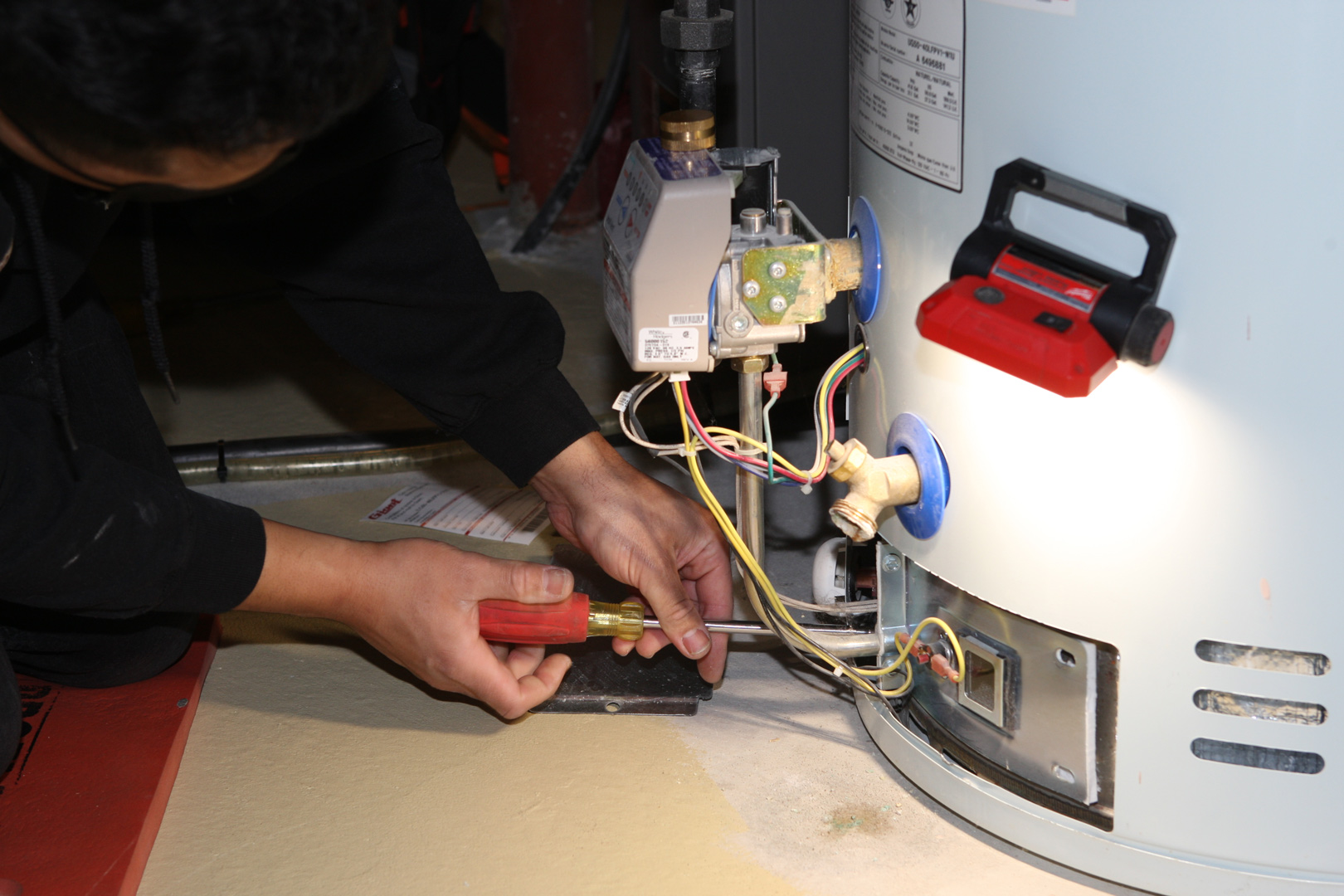 Water Heater Service and Installation
