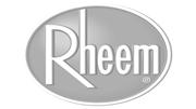 we service Rheem HVAC